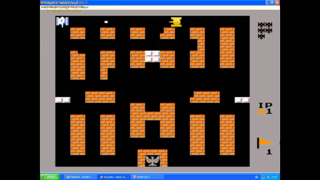 battle city tank game for pc free download