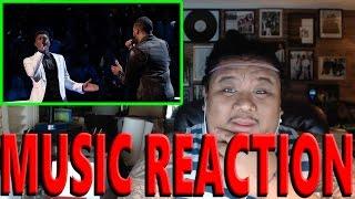 [MUSIC REACTION] The Voice 2016 Battle - Bryan Bautista vs. Malik Heard