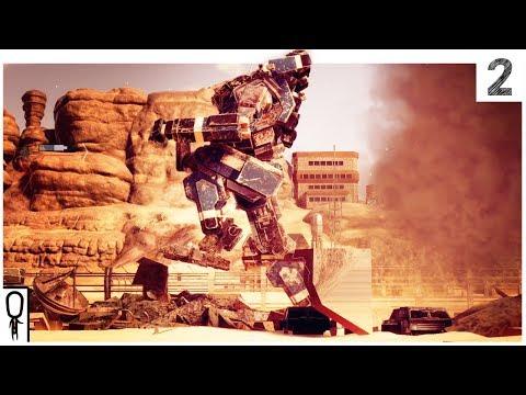 AMBUSHED - Part 2 - Let's Play BattleTech Gameplay Walkthrough