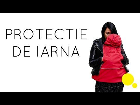 Protectie Poarta-ma! pentru ploaie, vant, ninsoare sau doar foarte frig.