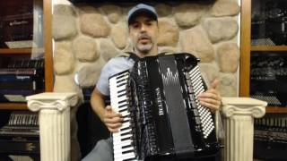 Baixar How to Play Brazilian Forró Music on Piano Accordion - Lesson 1 - Forró Groove
