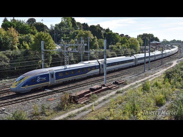 Eurostar Velaro e320 - Rame n° 4031/32