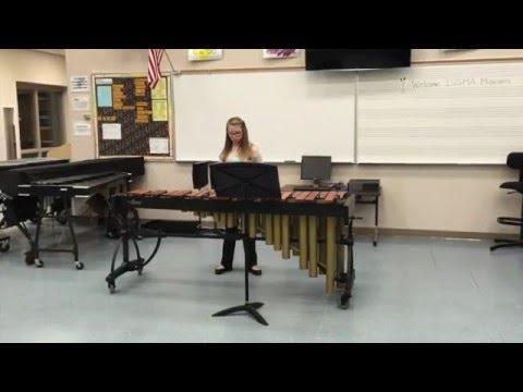 2016 ISSMA Solo and Ensemble - Concord Percussion Students