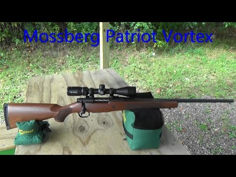 Mossberg Patriot Vortex Rifle Review