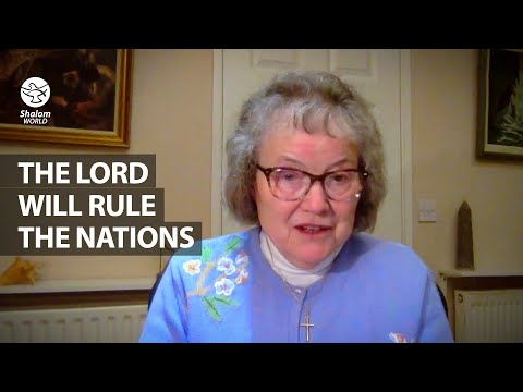 The Lord Will Rule the Nations   Nov 30, 2020   The Nativity Trail