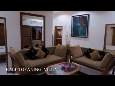 Bali Toyaning Villa
