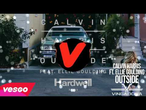 Calvin Harris - Outside ft. Ellie Goulding VERSÃO VINGADORA