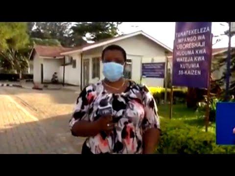 BAADA ya CORONA KUINGIA NCHINI, ARUSHA WAOMBA VIFAA   TBC1