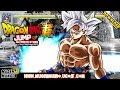 Goku Mastered Ultra Instinct By Revolution Gamer (DOWNLOAD) #Mugen #AndroidMugen