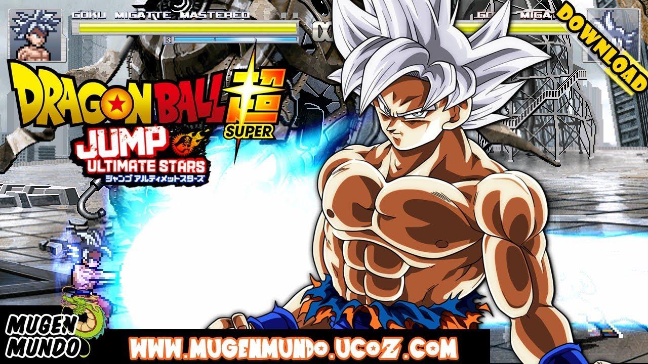 Goku Mastered Ultra Instinct By Revolution Gamer (DOWNLOAD) #Mugen #AndroidMugen #1