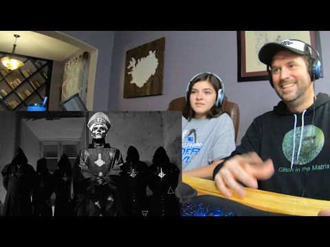 Ghost | Cirice | Fourteen Year-Old Reaction - Her Intro to Ghost