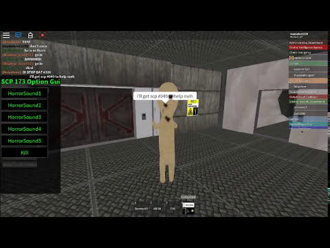 Roblox [SCP] (Site-61) ROLEPLAY