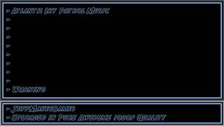 Atlantis Sky Patrol Music - Warning [1080p HD]