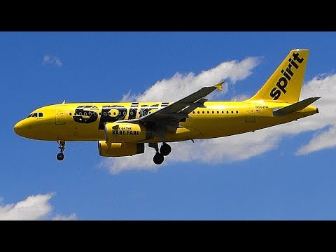 Plane Spotting At BWI Thurgood Marshall International Airport