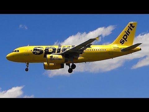 Plane Spotting At BWI Thurgood Marshall International Airport