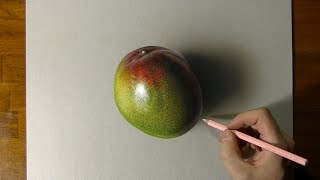 Drawing Mango - How to draw 3D art