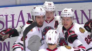 Game Highlights Dec 2 Chicago Wolves vs Rockford IceHogs