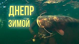Подводная охота на Днепре (Spearfishing on the Dnieper)(Подводная охота на просторах Днепровских морей. Эта охота радикально отличается от всего, того к чему мы..., 2015-05-12T16:42:57.000Z)