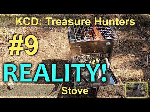 Treasure Hunters - Stove/Kamna #9 | KCD Kingdom Come Reality |