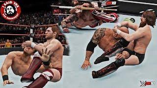 WWE 2K19 & WWE 2K18: Daniel Bryan Top 10 Biggest Wins in WWE Career!