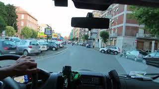 Codice Rosso Ambulanza 118 Roma Giorno 001