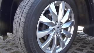 Auta z Niemiec #14/02/2017: Honda CR-V /Chemnitz/