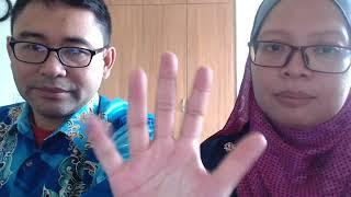 Hari 5 | Cabaran 7 Hari Kurus Dari Rumah