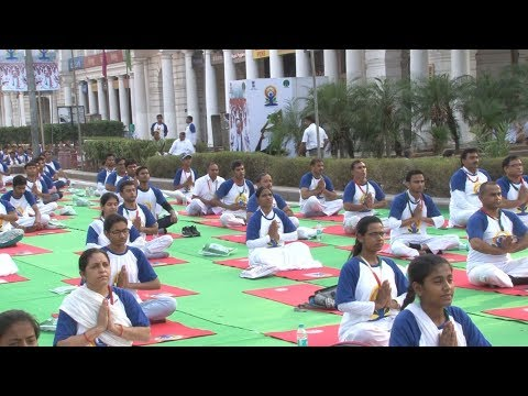 Special Story About International Yoga Day 2017 | Brahma Kumaris