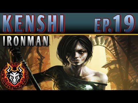 Kenshi Ironman PC Sandbox RPG - EP19 - THE ALLIED