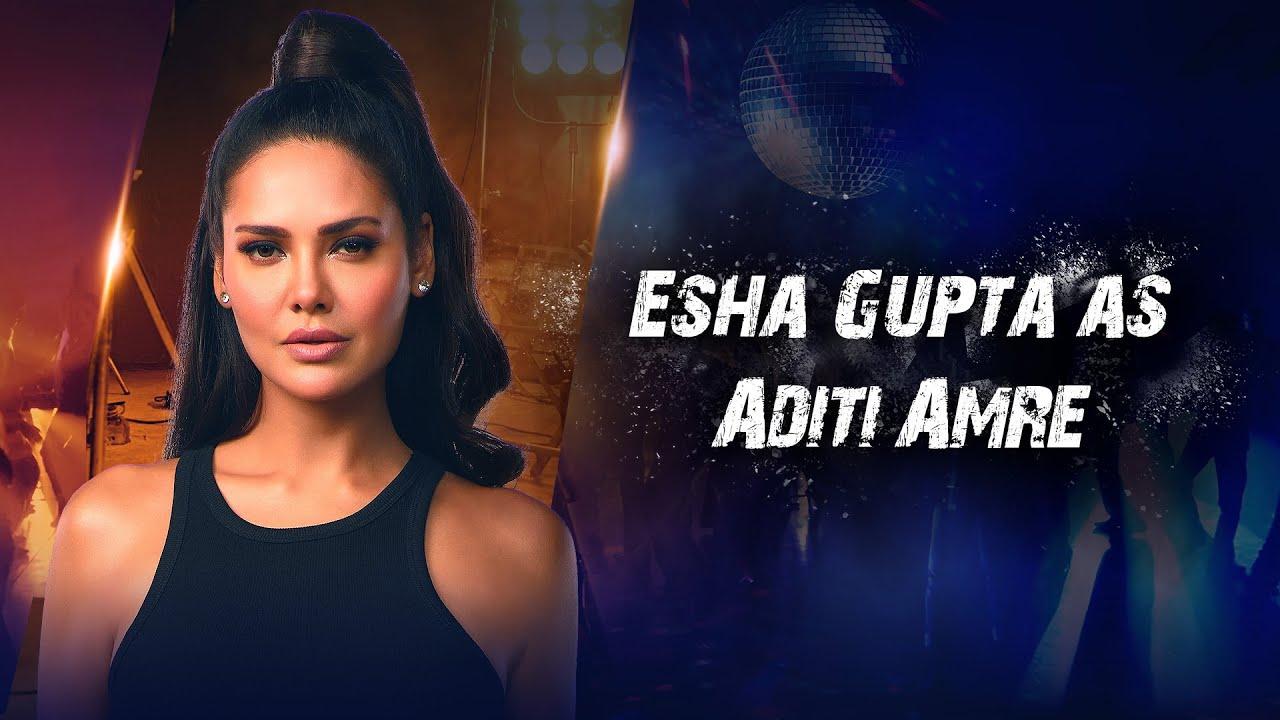 Sub-Inspector - Aditi Amre   Esha Gupta   Nakaab   MX Exclusive Series   MX Player