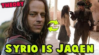 Syrio Forel Is Jaqen H'ghar  - The Ultimate THEORY!
