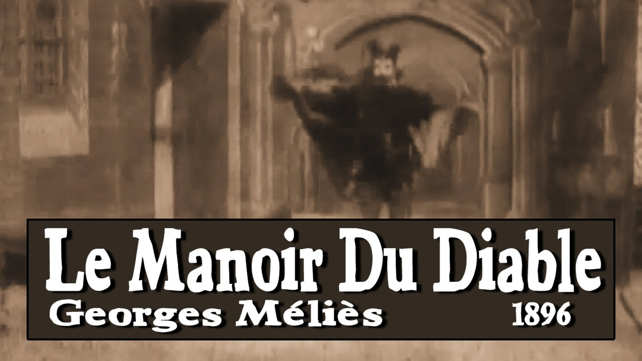 Le manoir du diable 1896 youtube for Le miroir du diable