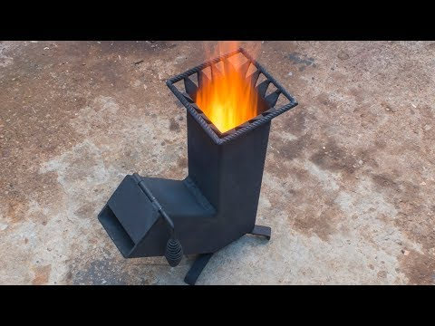 homemade-wood-burning-rocket-stove
