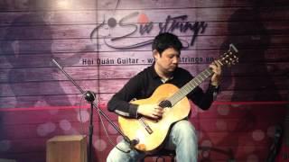 Để nhớ một thời ta đã yêu - Lê Hùng Phong solo Guitar