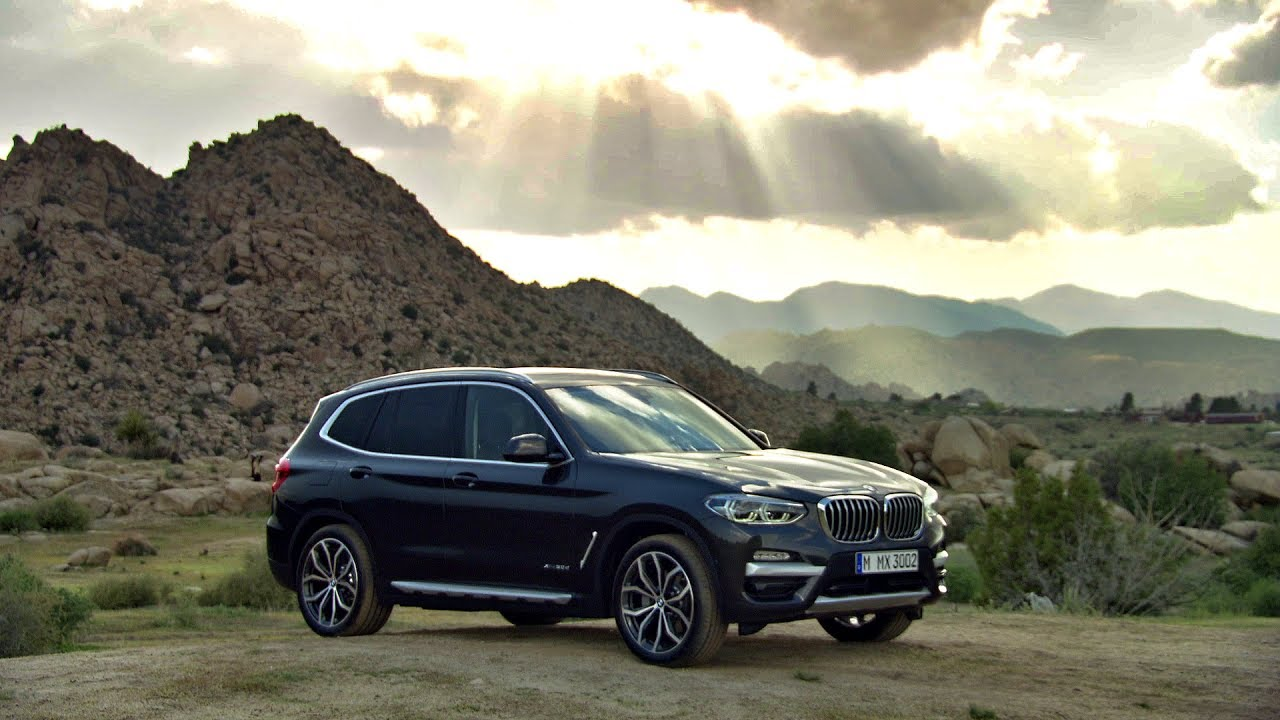 bmw x3 30d xline 2017 2018 1 exterior design youtube. Black Bedroom Furniture Sets. Home Design Ideas