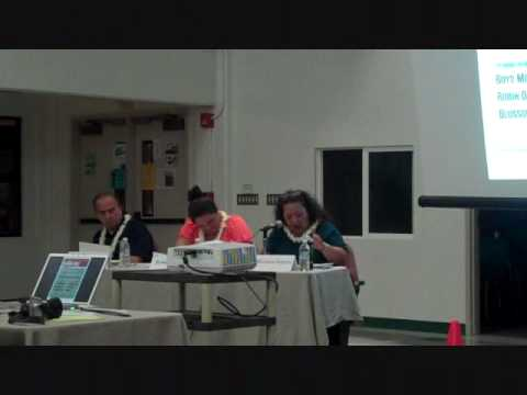 Akaka Bill Panel Debate: Betrayed!