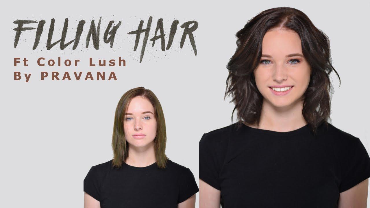 Filling hair ft pravana color lush youtube pravana color lush youtube nvjuhfo Images