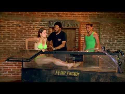 Fear Factor Aksiyon - Bölüm 5 - Yaşanan Kavga Hüsniye ve Köksal'ı Hırslandırdı