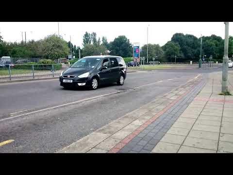 Elstree Studio Roundabout