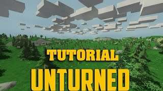 как включить читы в Unturned