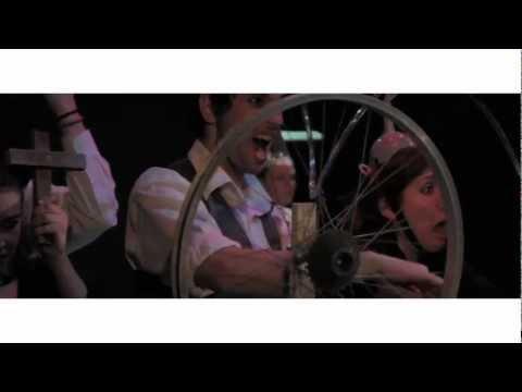 Bando di Concorso Accademia Internazionale di Teatro – Scuola di Recitazione Roma – AA 2012/2013
