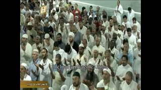 دعاء قنوت خاشع ليلة 30 رمضان 1437 من الحرم المكي : الشيخ ياسر الدوسري