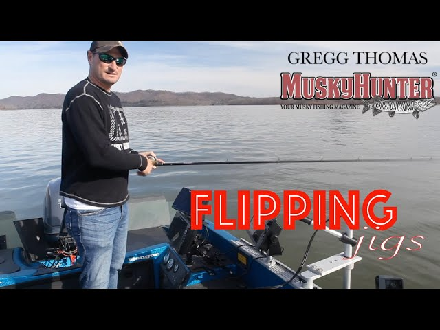 Musky Fishing Tips for Jig Fishing