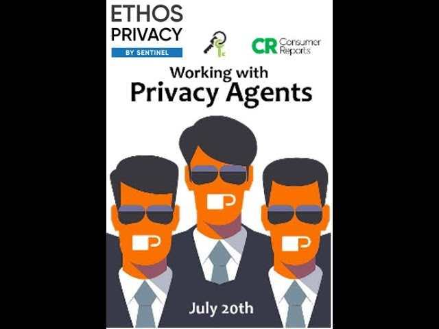 Webinar: Working With Privacy Agents