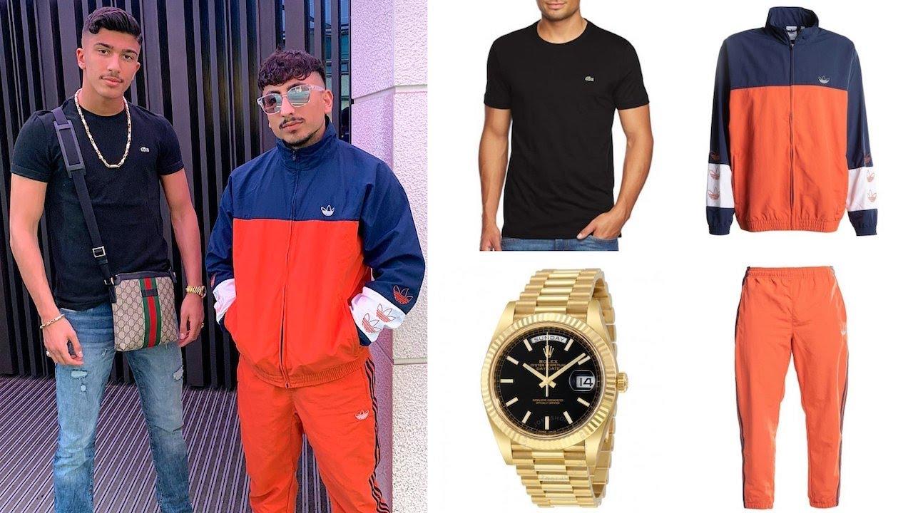 ENO MERO BRADO NOAH Style Check   Neue Instagram Rapper Outfits   ImmerFresh