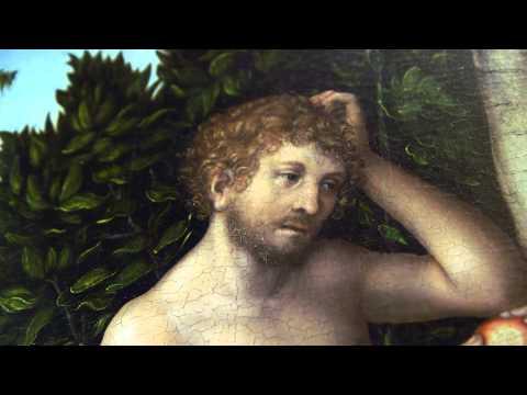 Lucas Cranach the Elder's 'Adam and Eve'