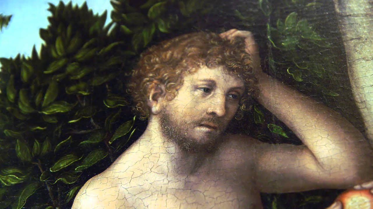 Adam and Eve | The Courtauld