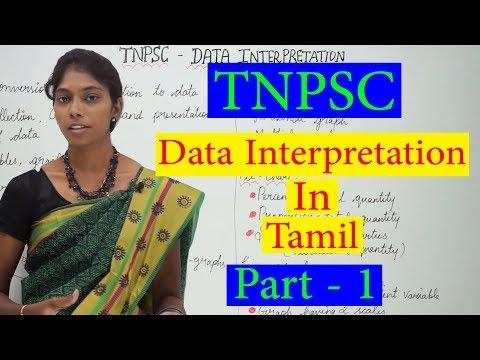 Repeat TNPSC | Tnpsc Data Interpretation | TNPSC In Tamil | Data