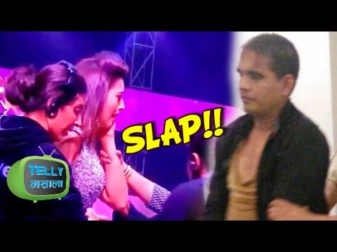 When Gauahar Khan was slapped in public for wearing 'short dress' [Video]