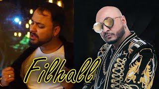Gambar cover Filhall ( Cover Song )   Sunil Chauhan   Akshay Kumar   B Praak   Jaani   Latest Punjabi Songs 2020